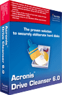 Acronis DriveCleanser 6.0