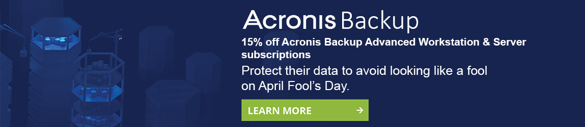 Acronis Available