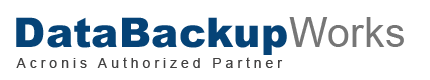 DataBackupWorks.com - Acronis Authorized Partner