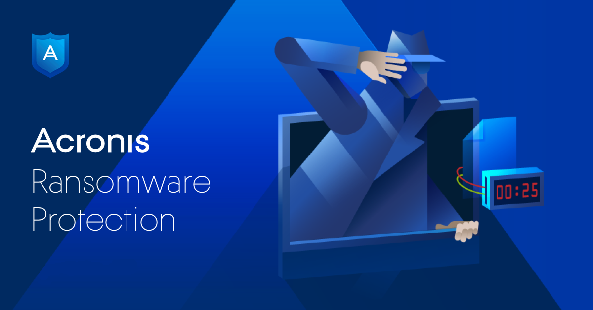 Acronis Ransomeware Protection